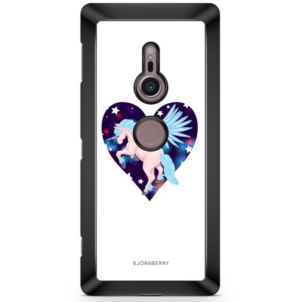 Bjornberry Sony Xperia XZ2 Skal - Unicorn