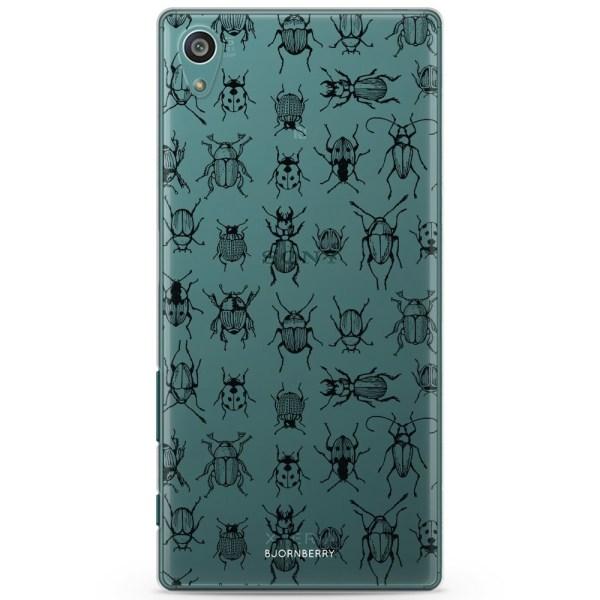 Bjornberry Sony Xperia Z5 Compact TPU Skal -Insekter