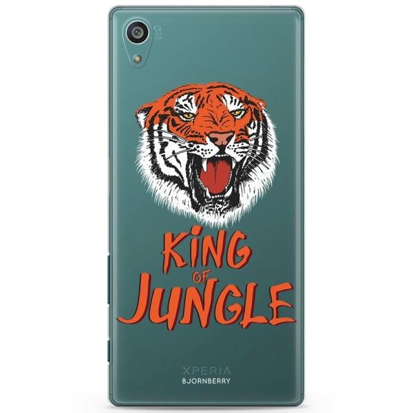 Bjornberry Sony Xperia Z5 Compact TPU Skal -King of Jungle