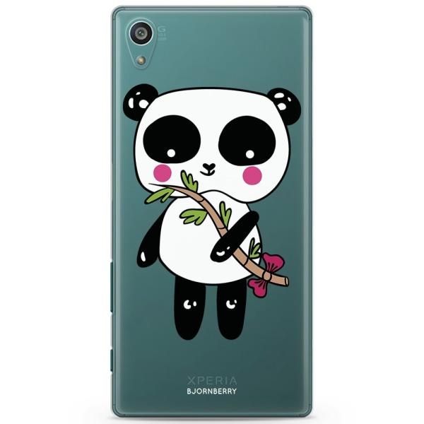 Bjornberry Sony Xperia Z5 Compact TPU Skal -Söt Panda