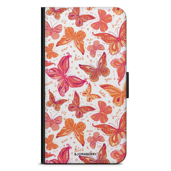Bjornberry Xiaomi Mi A1 Fodral - Fjärilar