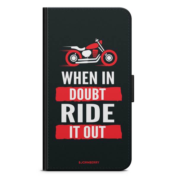 Bjornberry Xiaomi Mi A2 Lite Fodral - Ride it out