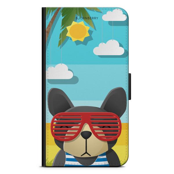 Bjornberry Xiaomi Mi A2 Lite Fodral - Sommar Hund