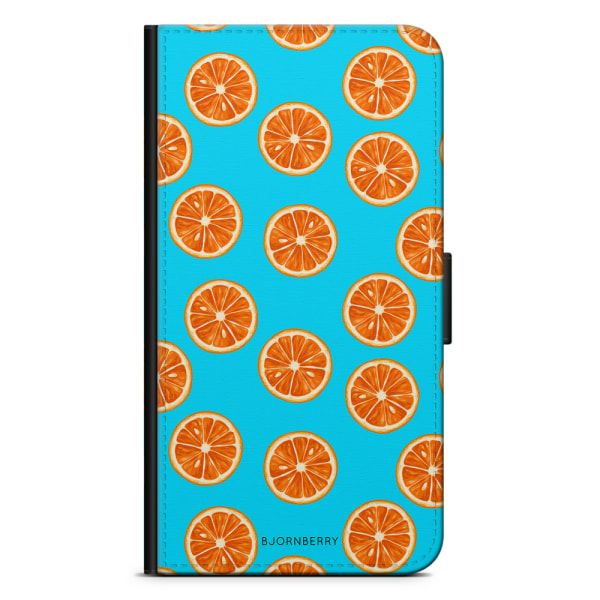 Bjornberry Xiaomi Redmi Note 9 Fodral - Citrus