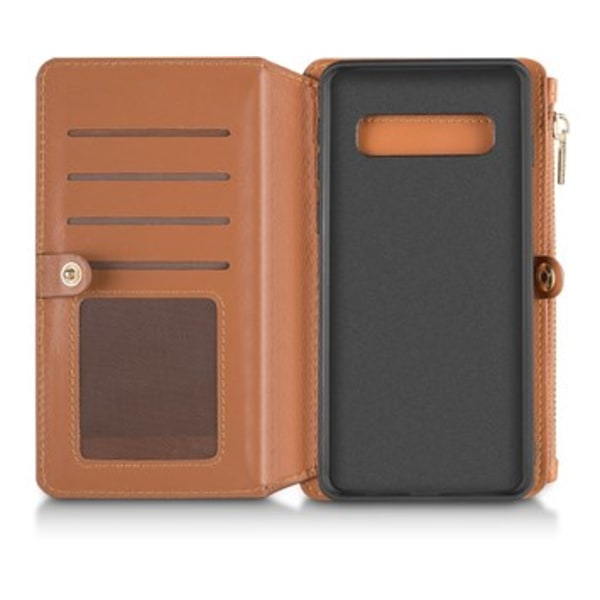 Andersson Leather Wallet Case till Samsung Galaxy S10 Plus