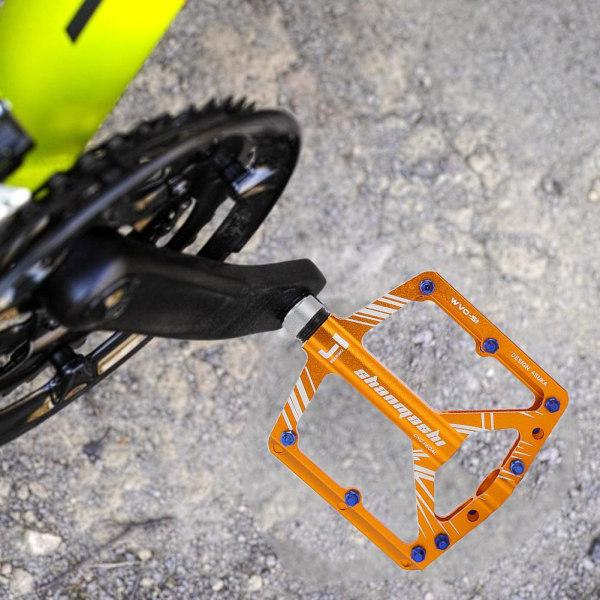 BIKEIN 9/16 Ultralight Aluminium Alloy Mountain Road Bike Pe gold