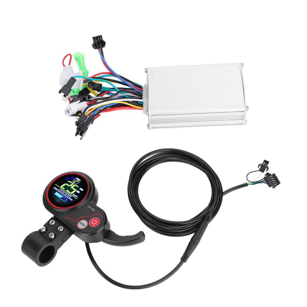 Controller LCD Display Control Panel with Shift Switch Part  24V 250/350W彩屏双模款