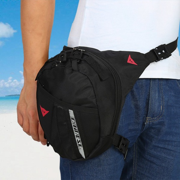 Portable Man Outdoor Sport Hiking Travel Waist Pack Waistpac