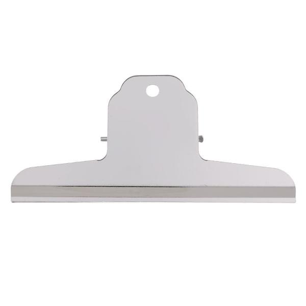 2-Pack Bulldog Klämmor / Pappersklämma i Metall 14,5cm