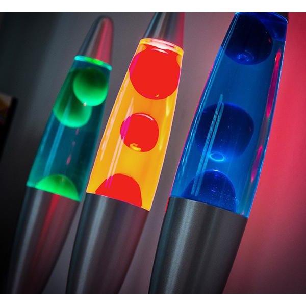 Lavalampa 25W / Bordslampa / Nattlampa för Barn - Grön Grön