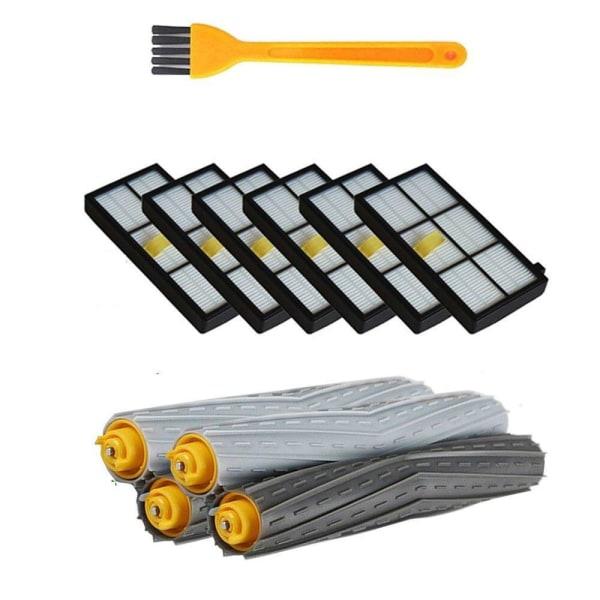 Roomba iRobot 805 860 870 871 880 890 960 980 Borste Filter Rese