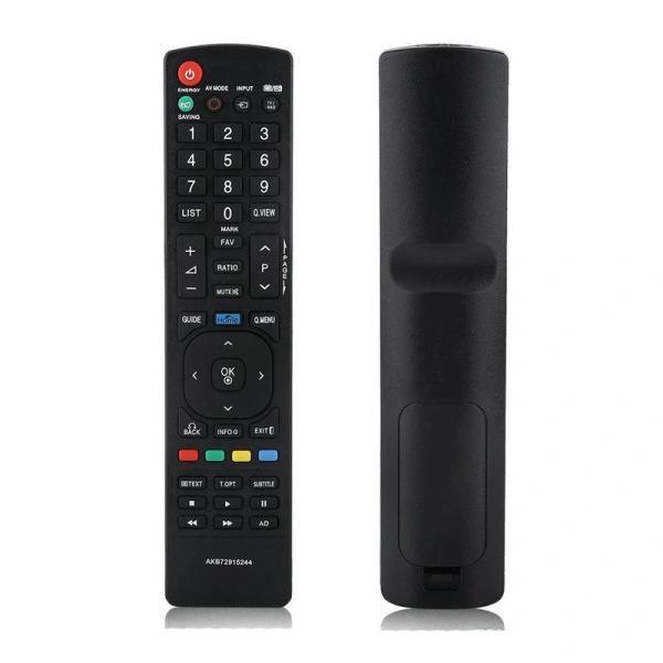 Universal LG TV Smart AKB72915244 Fjärrkontroll Svart