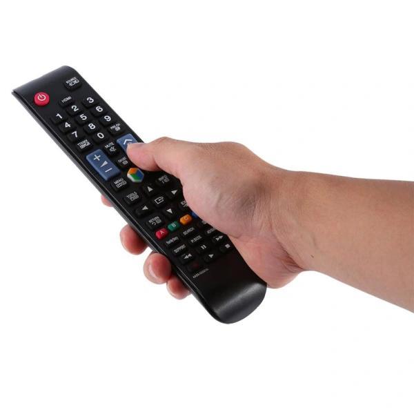 Universal Samsung Smart TV Fjärrkontroll AA59-00581A Svart