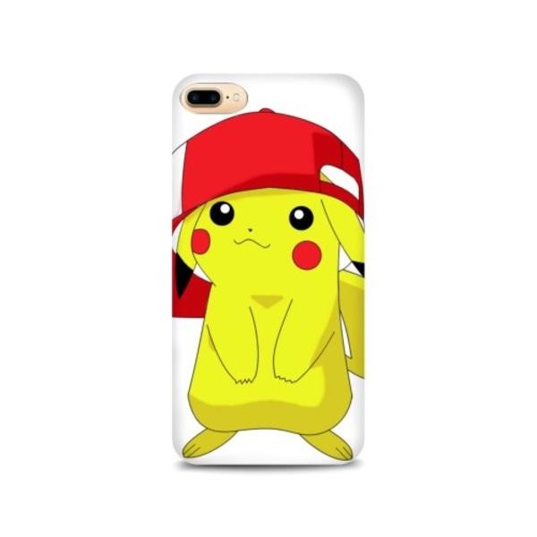 Pokemon Skal till iPhone 6/6s Plus - Pikachu Gangster