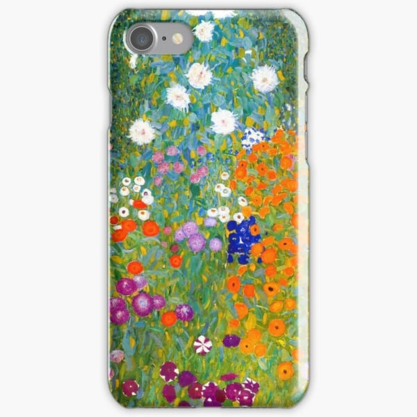 Skal till iPhone 5c - Flower Garden