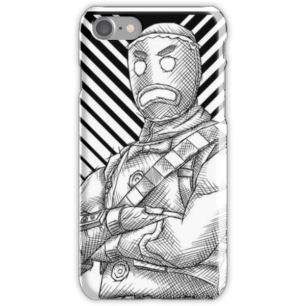 Skal till iPhone 6/6s Plus - Fortnite - Gingerbread Man