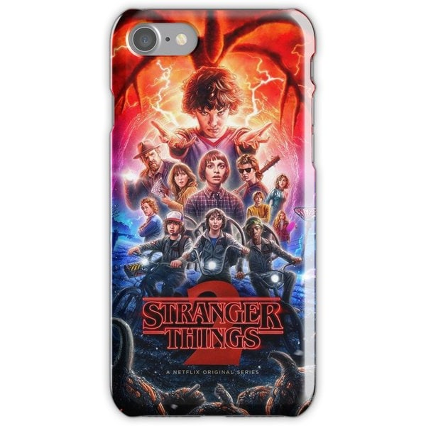 Skal till iPhone 6/6s Plus - Stranger Things