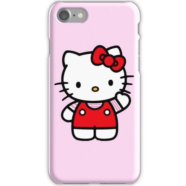 Skal till iPhone 7 Plus - Hello Kitty