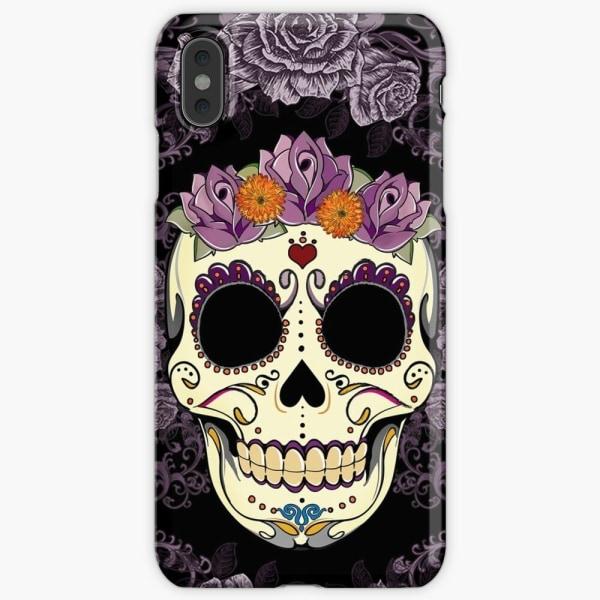 Skal till iPhone X/Xs - Skull