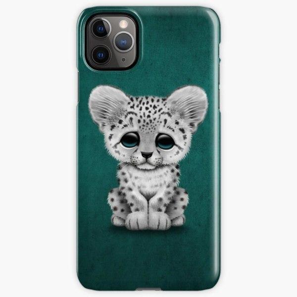 Skal Till Samsung Galaxy S20 - Baby Snow Leopard