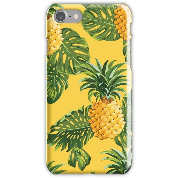 WEIZO Skal till iPhone 5/5s SE - Pineapples Tropical