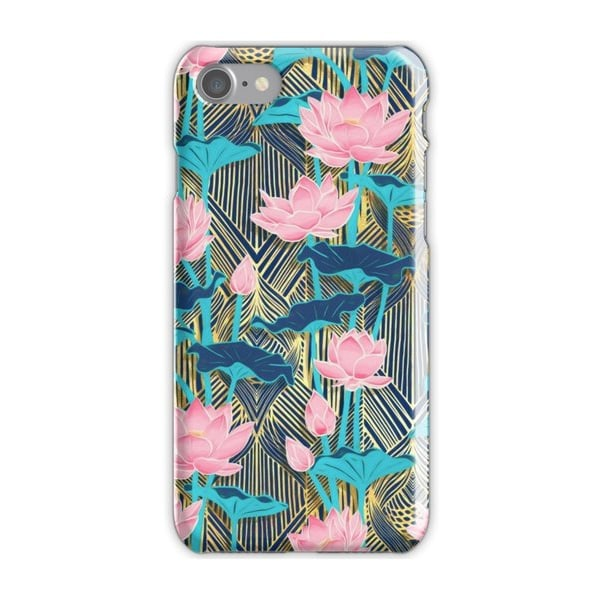 WEIZO Skal till iPhone 6/6s - Deco Lotus