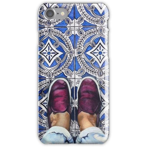 WEIZO Skal till iPhone 6/6s - Mosaic Foot