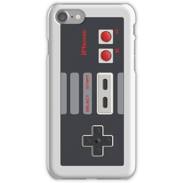WEIZO Skal till iPhone 6/6s - Nintendo handkontroll design