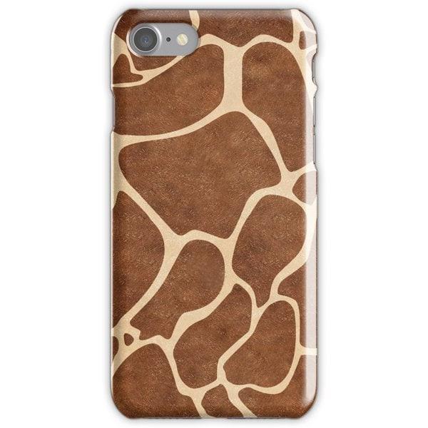 WEIZO Skal till iPhone 6/6s Plus - Giraffe mönster