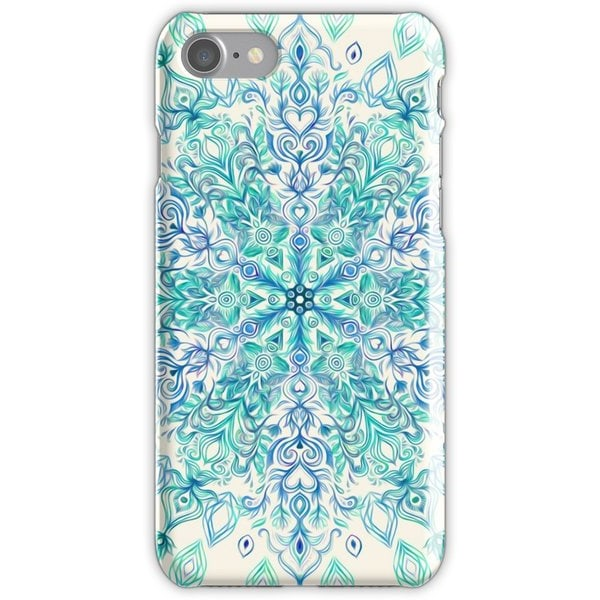 WEIZO Skal till iPhone 6/6s - Snowflake design