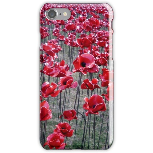 WEIZO Skal till iPhone 7 - ANTIQUE ROSES
