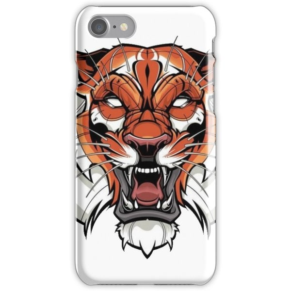 WEIZO Skal till iPhone 8 - Tiger