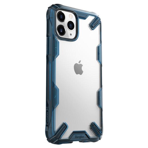 Ringke Fusion X Skal iPhone 11 Pro Max Blå