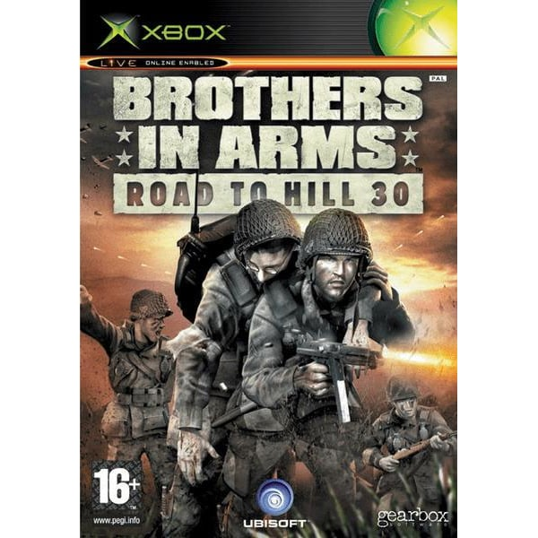 Brothers in Arms: Road to Hill 30  -XBOX