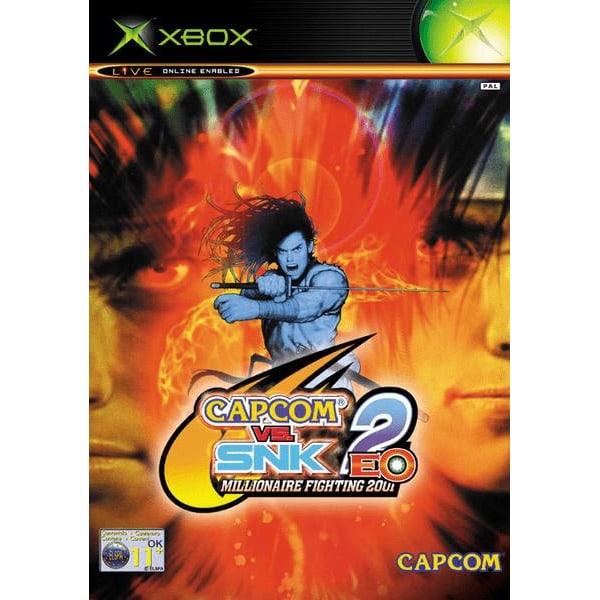 Capcom vs. SNK 2: EO - XBOX