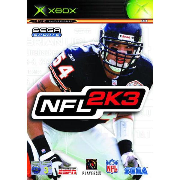 ESPN - NFL Football 2K3  -Xbox