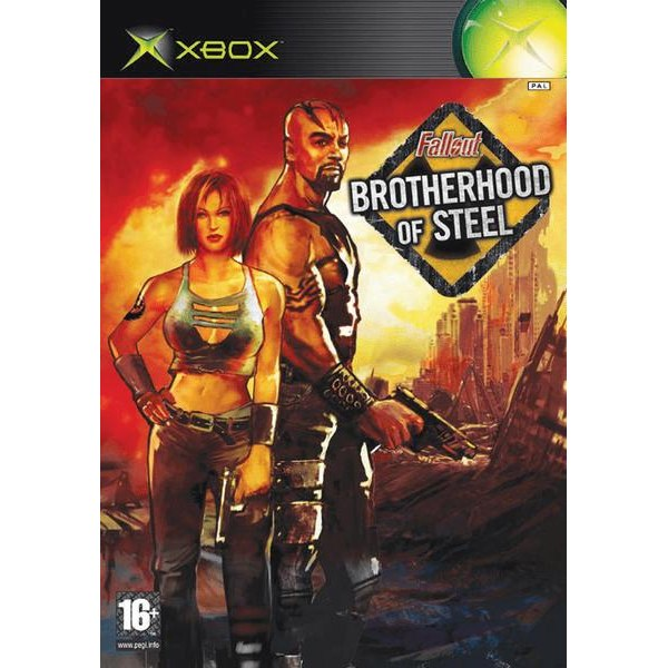 Fallout: Brotherhood of Steel - Xbox