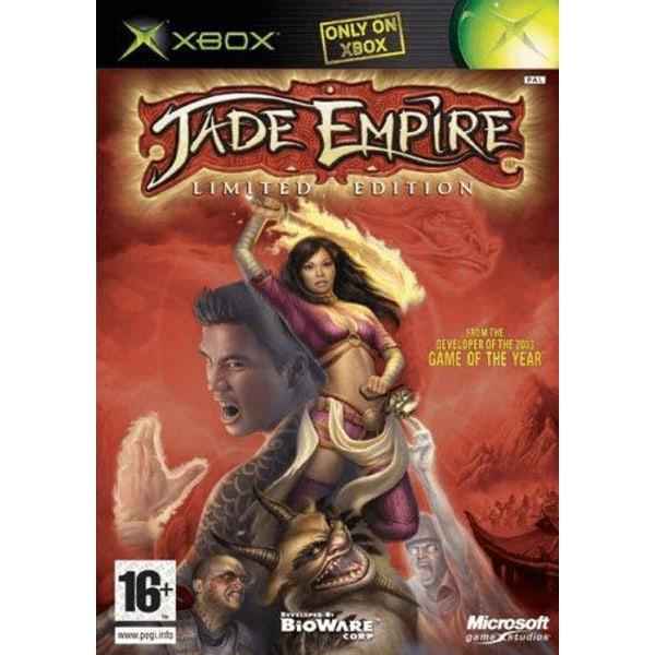 Jade Empire - Limited Edition- XBOX