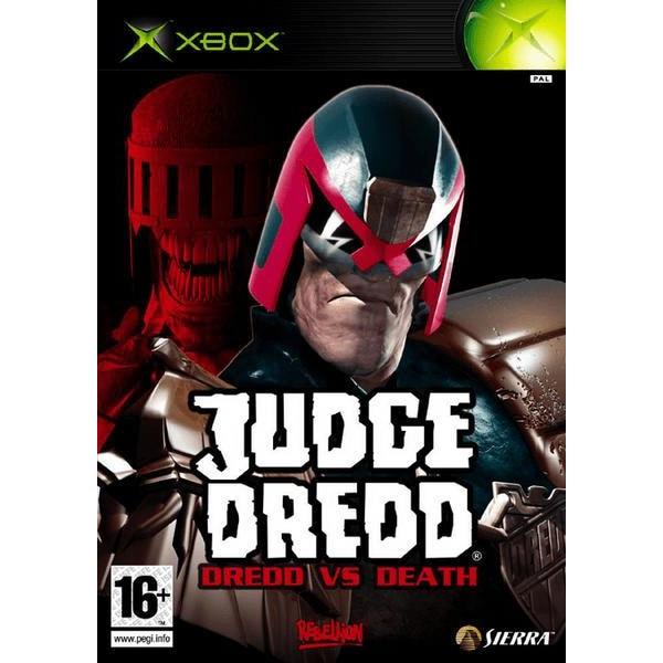 Judge Dredd: Dredd vs. Death  -Xbox