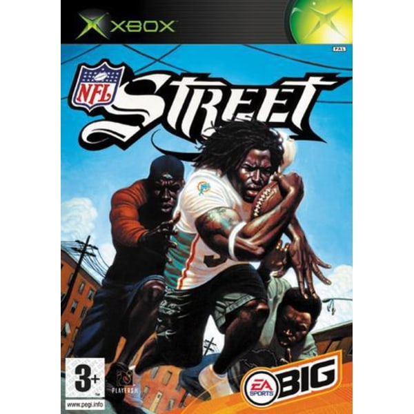 NFL street - XBOX