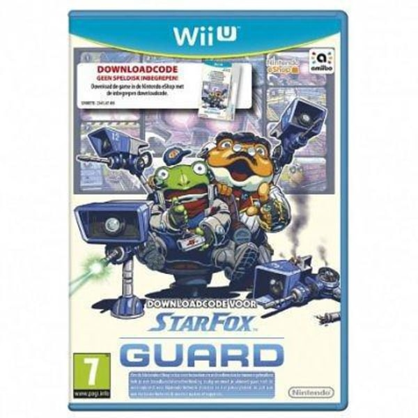 Star Fox Guard - Wii U