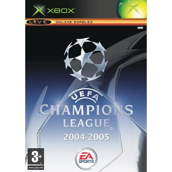 UEFA Champions League 2004-2005  -Xbox