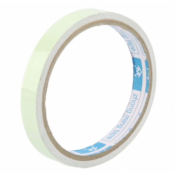 3 meter självlysande tejp självlysande 20 mm