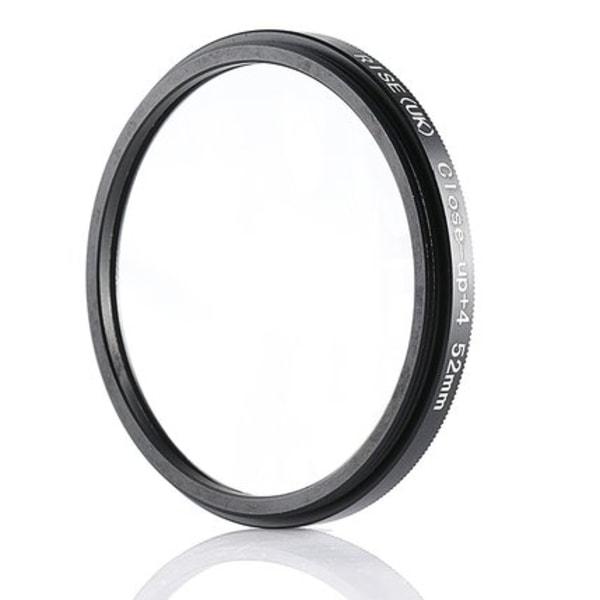 +4 MAKRO filter 40.5 - 62 mm. Välj storlek i listan!