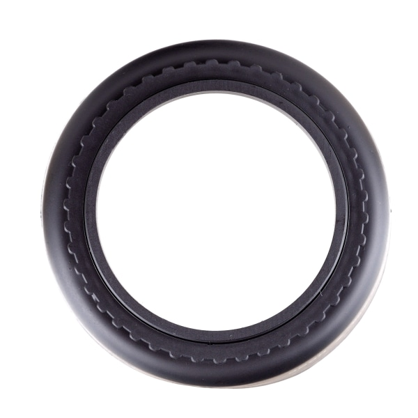 58 mm motljusskydd / flower lens hood Svart