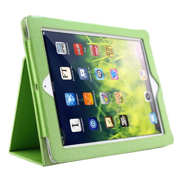 Alla modeller iPad skydd/fodral/skal - röd grön lila blå rosa Grön Ipad Pro 12.9 gen 3 2018