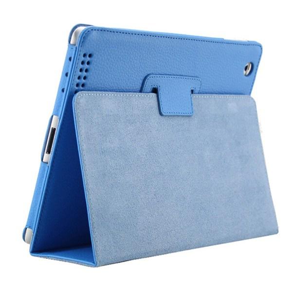 Alla modeller iPad skydd/fodral/skal - röd grön lila blå rosa Ljusblå Ipad Mini 4/5