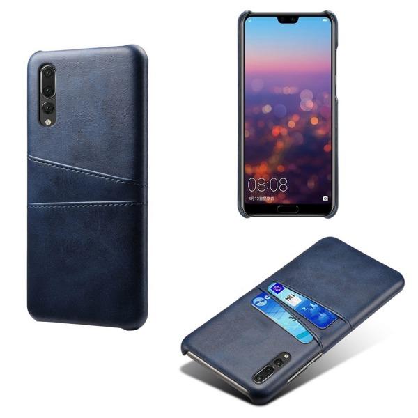 Huawei P20 Pro skal kort - Svart Huawei P20 Pro