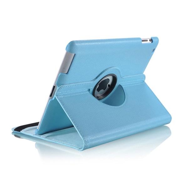 iPad 2/3/4 fodral Ljusblå Ipad 2/3/4