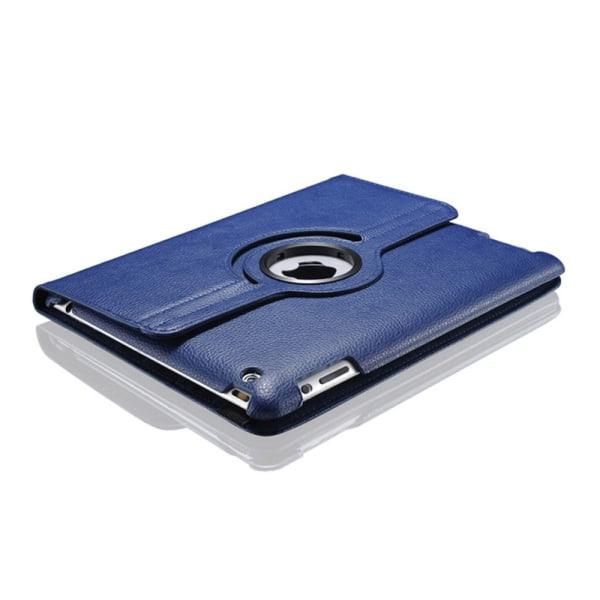 iPad 2/3/4 fodral Mörkblå Ipad 2/3/4